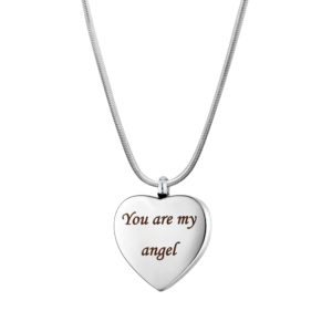 B106865 You Are My Angel Memorial Necklace 1