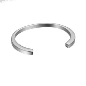 B94170 Classic Bangle Memorial Bracelet 1
