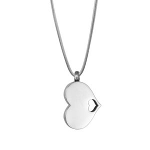 B95967 A Piece of My Heart Memorial Jewelry 1