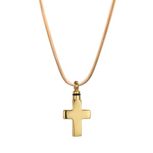 Cross Premium Memorial Necklace