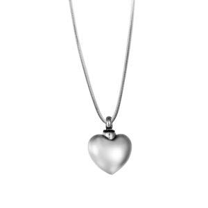 Premium Heart Memorial Necklace