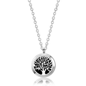 B101336 Tree of Life Essential Oil Necklace 1