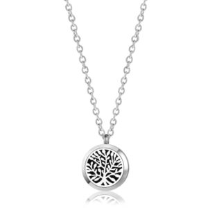 B104129 Spring Tree Essential Oil Necklace 1