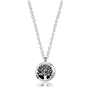 B104688 Tree of Life Essential Oil Necklace 1