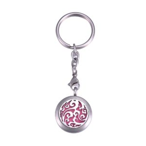 B104689-2 Clouds Essential Oil Key Chain 1