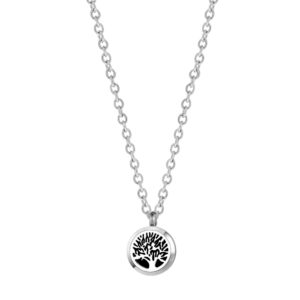 B104693 Mini Tree of Life Essential Oil Necklace 1