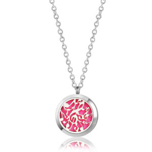 B104747 Music Around Me Essential Oil Necklace 1